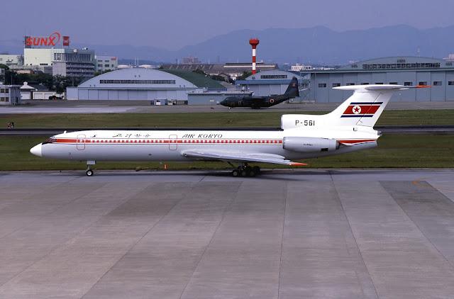 Tupolev 154B-2 | Air Koryo (P-561587)