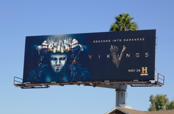 Vikings season 5 part 2 billboard