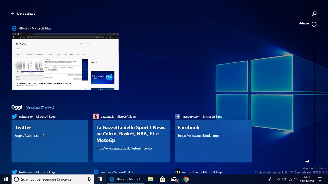 Microsoft-Windows-10-v1803-aprile-rtm