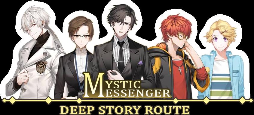 Walkthrough Mystic Messenger Deep Story Casual Route Updating