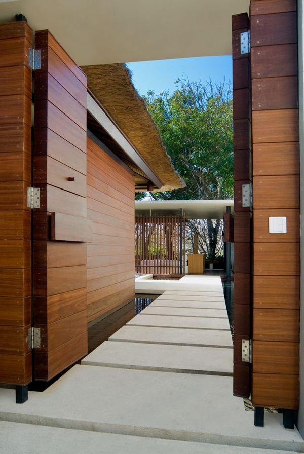 World Of Architecture: 30 Modern Entrance Design Ideas For Your Home