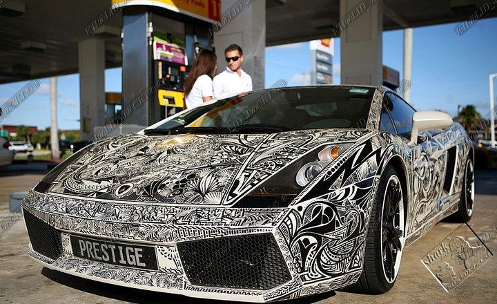 Hot Modified Cars Beautifull Lamborghini Cars Wallpapers