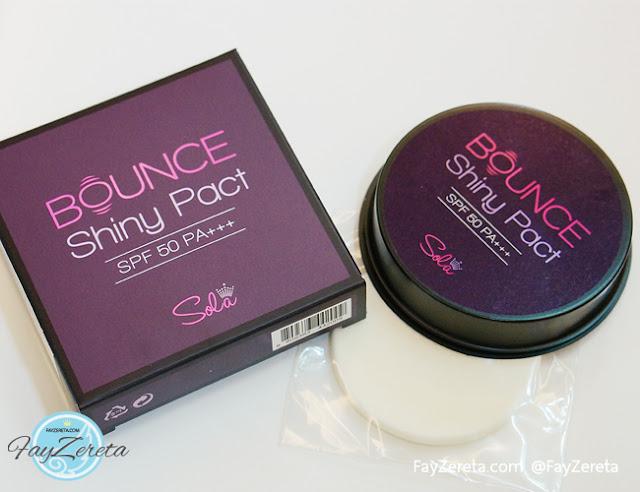 Sola bounce แป้งดินน้ำมัน เกาหลี-1