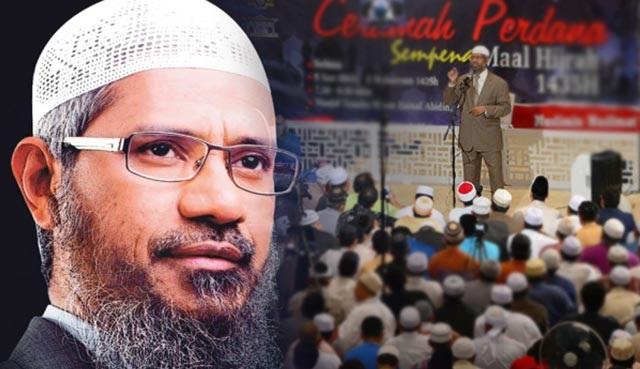 Tiga Parti Melayu Bantah PDRM Halang Ceramah Dr. Zakir Naik Di Melaka