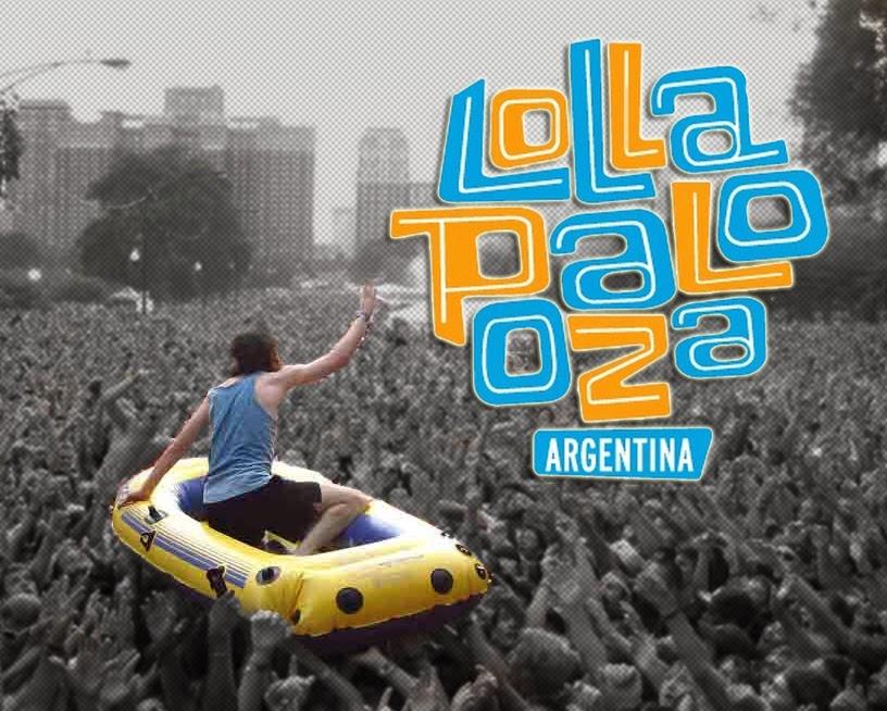 Confirmaron la grilla del Lollapalooza 2014 en San Isidro