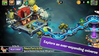 Plants vs Zombies 2 Mod Apk Data v5.2.1 Terbaru