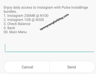 How to Get 1GB for N200 on MTN Pulse InstaBinge Bundle