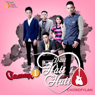 Lirik dan chord Gamma1 - Dari Hati Ke Hati