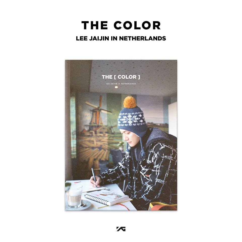 LEE JAIJIN – [THE COLOR] IN NETHERLANDS