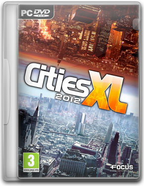 capa Cities XL 2012 Full Rip Completo