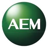 AEM HOLDINGS LTD (AWX.SI)