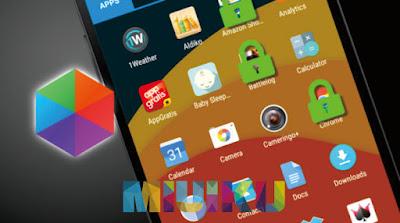 daftar app lock android terbaik - hexalock app