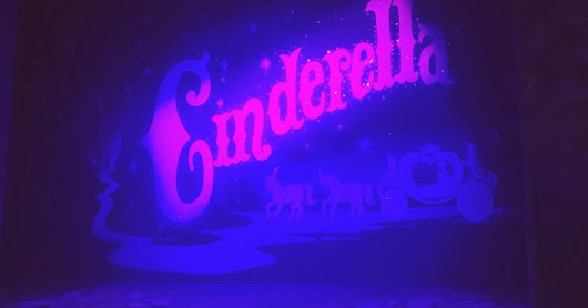 Cinderella at the Playhouse.