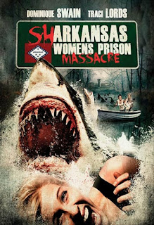 Download Sharkansas Women's Prison Massacre (2016) BRRip Subtitle Indonesia