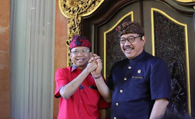 Prosentase Kemenangan Jokowi di Bali Tertinggi di Indonesia
