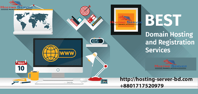 Best Web Hosting Server in Bangladesh, Domain