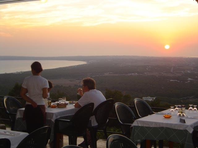 Restaurante Mirador de Formentera