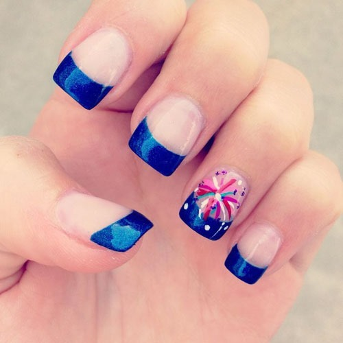 Happy Fourth Of July 2017 Nail Arts-Happy Independence Day 2017