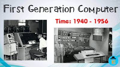 First Generation of Computer