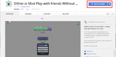 candukoding - cara mengatasi lag pada game slither.io