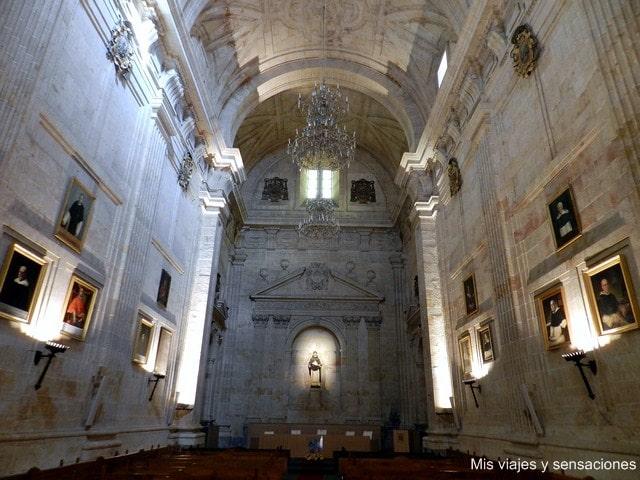 El Capítulo Nuevo, Convento de San Esteban, Salamanca