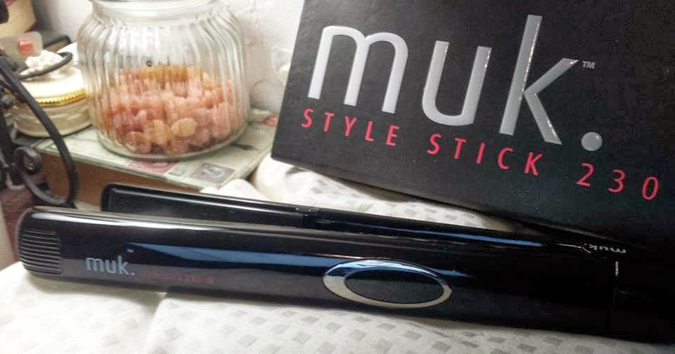 in style hair straightener reviews hair review muk style stick hair straightener gidget 9001