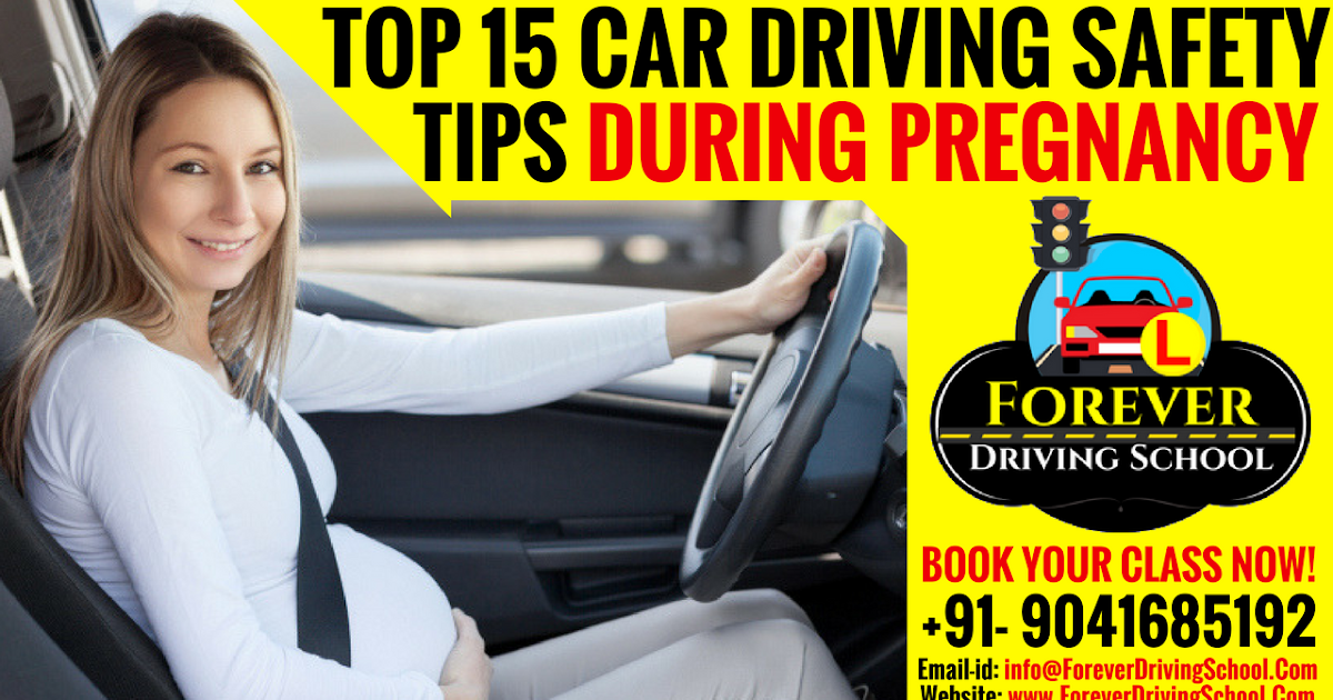 Traveling By Car While Pregnant In Third Trimester