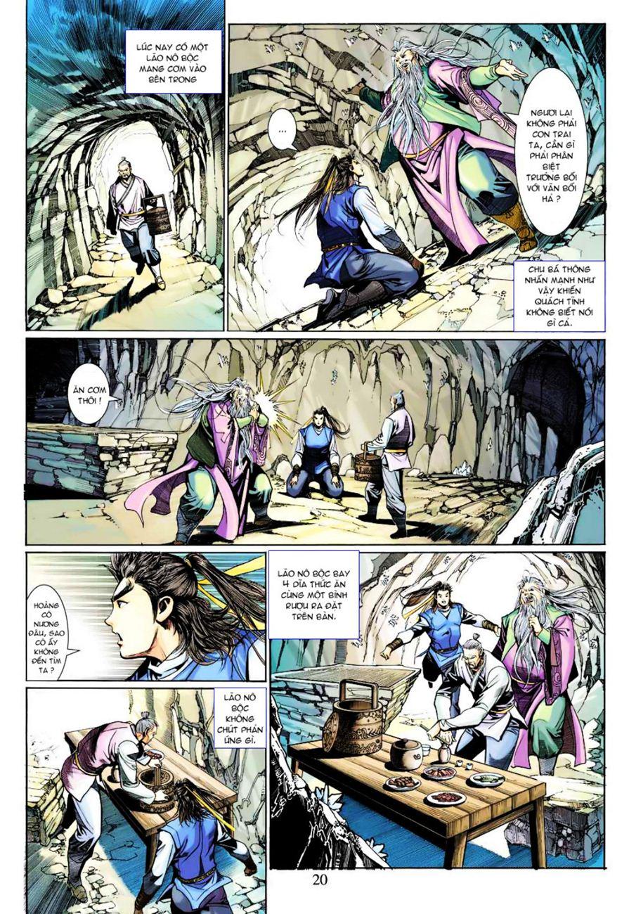 Anh Hùng Xạ Điêu anh hùng xạ đêu chap 40 trang 20