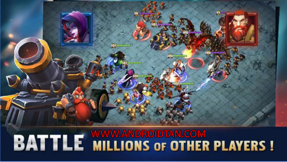 Clash Of Lords 2 Mod Apk Latest Version