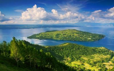 Pulau Sibandang - Tapanuli Utara - Pariwisata Sumatera Utara