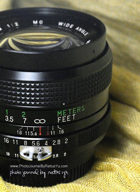 Vivitar 28mm f/2 (Nikon F Mount, Made by Kiron, Serial# 22111952
