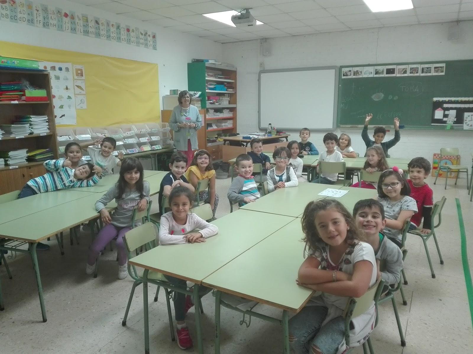 Aprendemos juntos ya estamos en nuestra clase for En nuestra clase