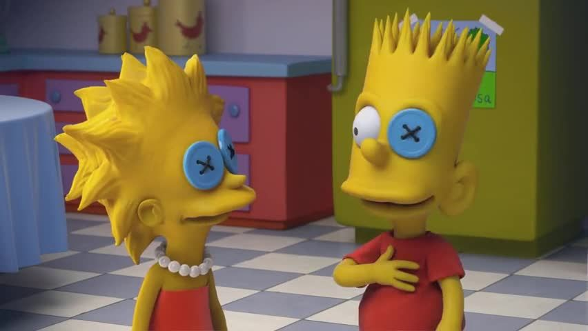 Image result for Cora-Lisa simpsons