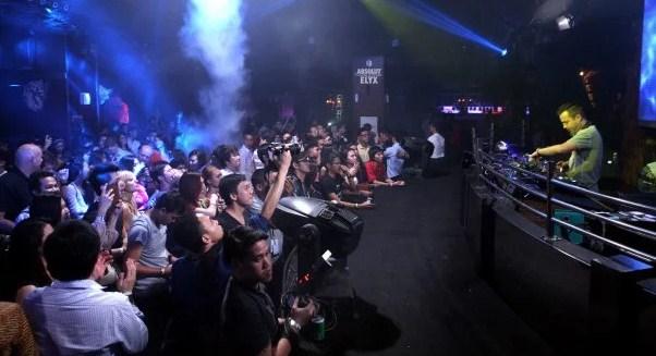 Illigals Jakarta Diskotik Dan Club Malam