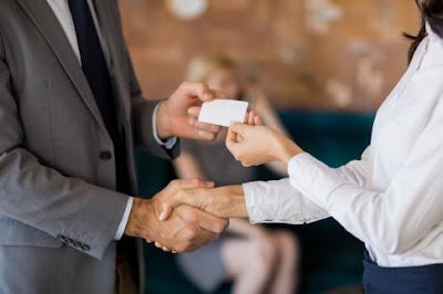 business card, marketing