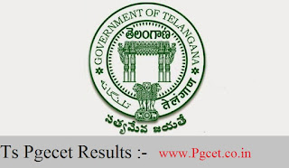 Ts Pggecet Results