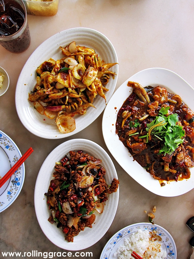teluk intan famous food