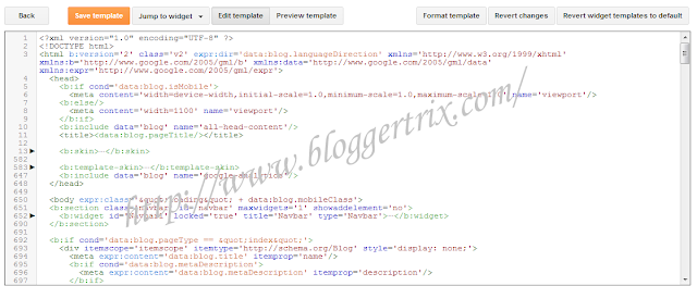 neat tidings who builds Blog templates or brand about changes to existing template for your  Awesome Improvements For Blogger Template HTML Editor