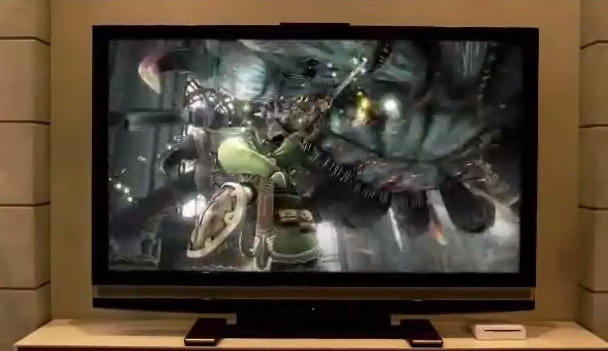 The Legend of Zelda Wii U E3 2011 tech demo trailer