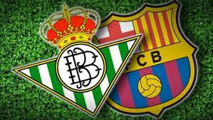 اون لاين مشاهدة مباراة برشلونة وريال بيتيس بث مباشر 21-1-2018 الدوري الاسباني اليوم بدون تقطيع