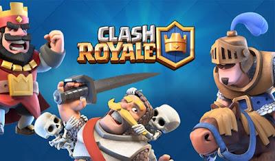 Penyebab Clash Royale Tidak Bisa Dimainkan dan di Update
