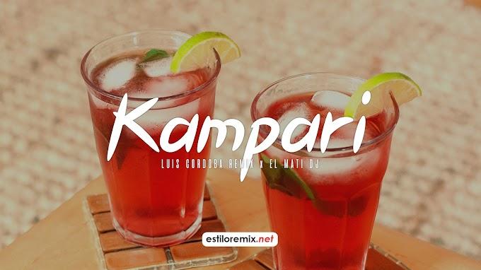 El Apache Ness - Kampari (Luis Cordob4 Remix ft. El Mati DJ)