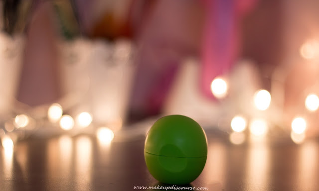 Organic Harvest Green Apple Lipbalm Review: Is it EOS Lip Balm Dupe?