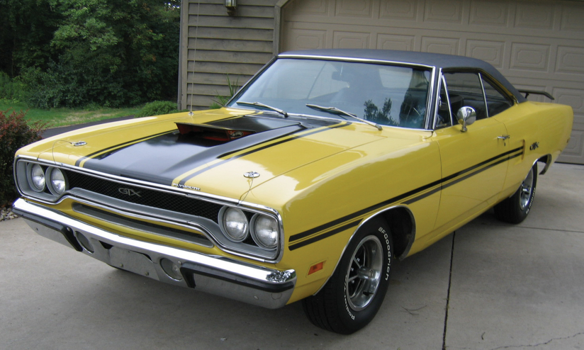 1971 Plymouth GTX for Sale | ClassicCars.com | CC-987609