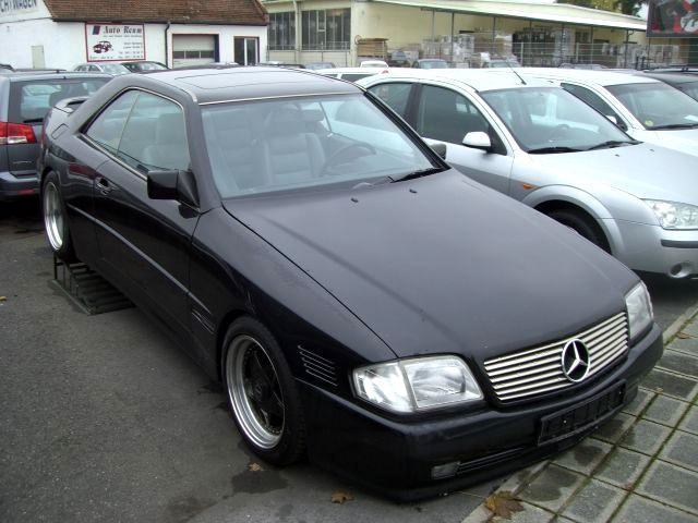 mercedes benz w124 coupe lotec tuning benztuning. Black Bedroom Furniture Sets. Home Design Ideas