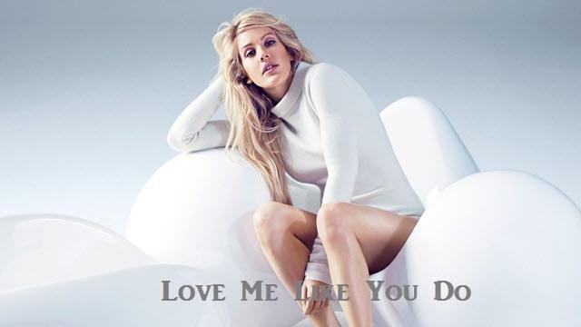 love Me Like You Do Piano Notes