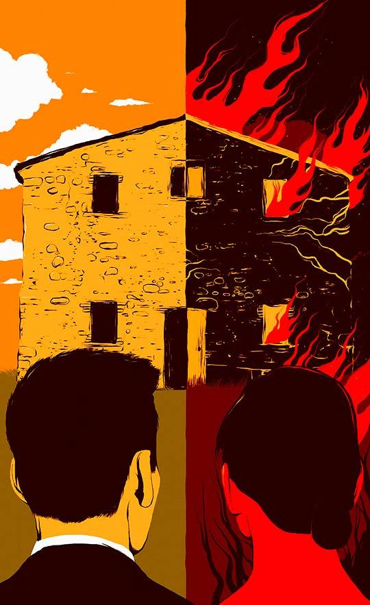 Ilustración de Luis Pinto