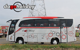 Tempat Sewa Bus Pariwisata murah di Bandung