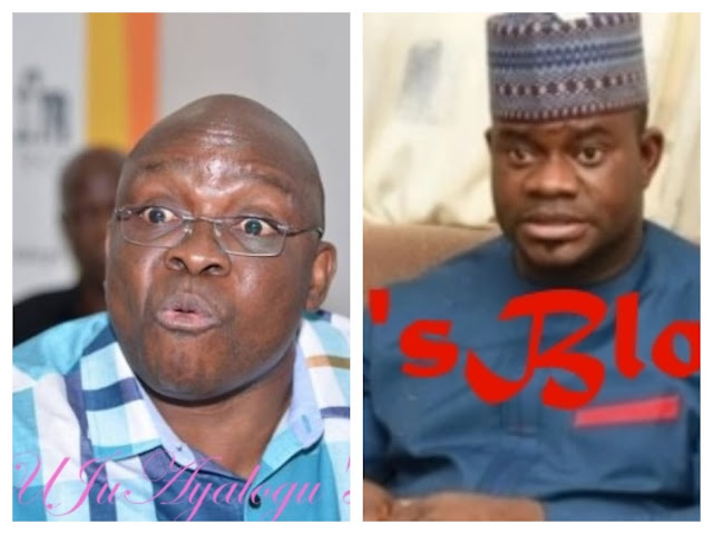 Kogi killings: Fayose's aide mocks Bello, calls him 'Aso Villa Protocol Officer'
