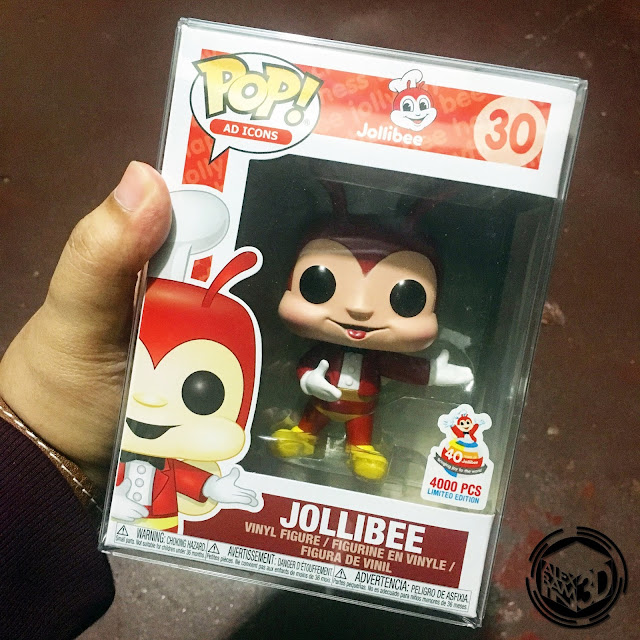 jollibee-flocked-funko-pop-metallic-variant